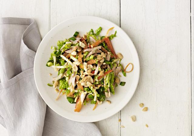 Succos Thai Chicken Salad