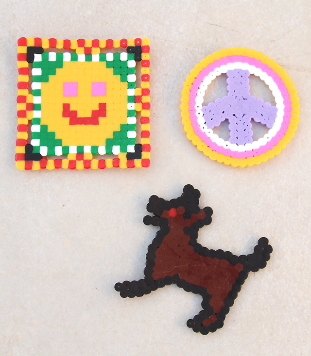 Hama Beads Revisited