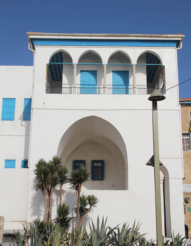 Akko White arabic house