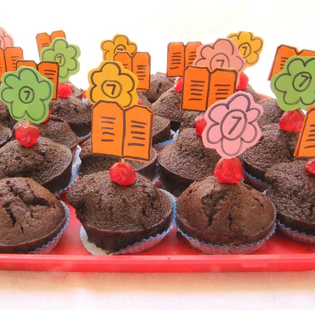 Birthday Cupcakes Simple