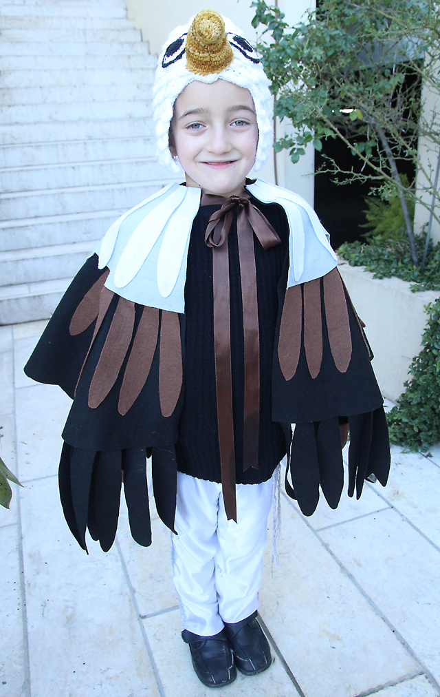 Purim Eagle Costume
