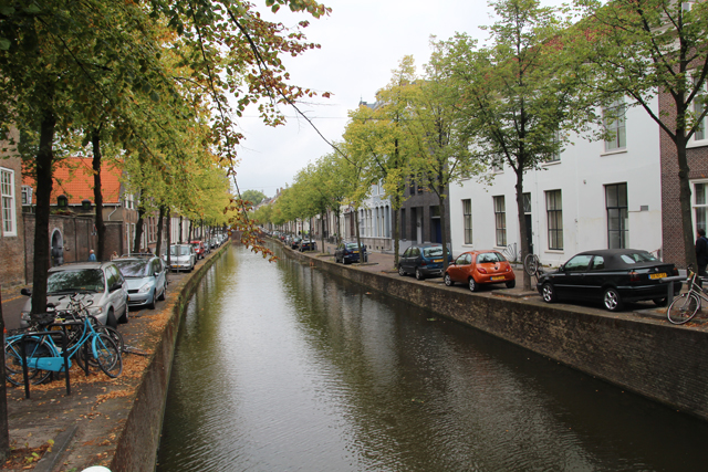 Delf The Netherlands Canal