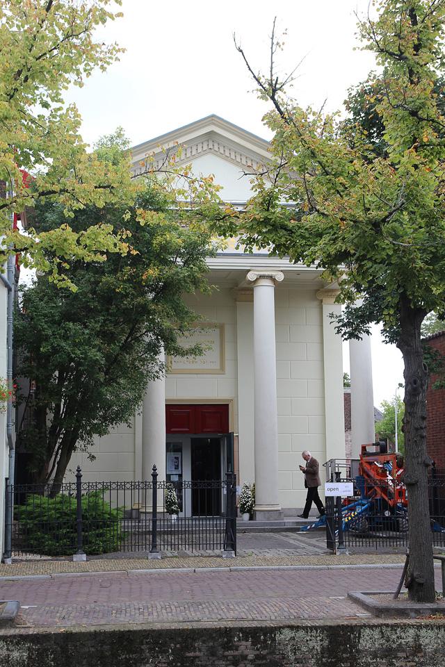 Delft Jewish Synagogue