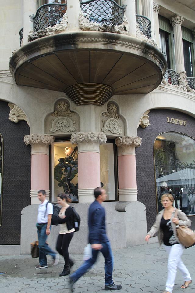 Barcelona de gracia store