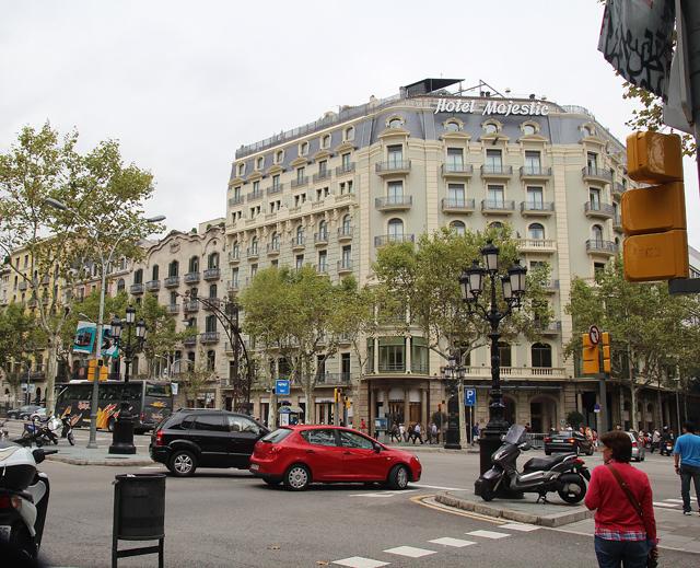 Barcelona Passeig De Gracia2