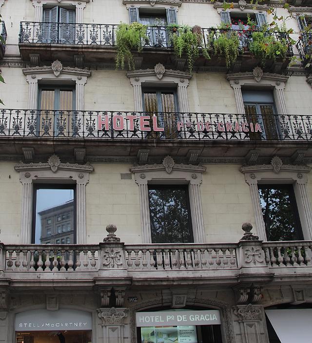 Barcelona Passeig De Gracia Hotel