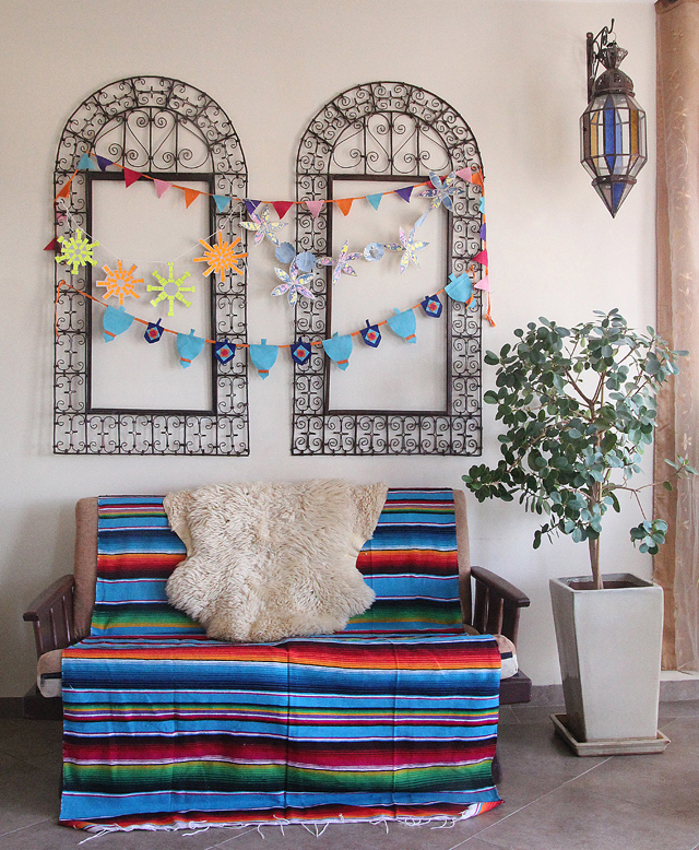 Jewish Holiday Decorations