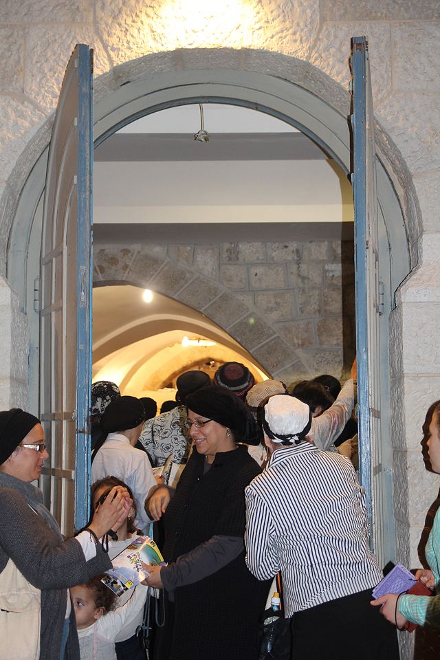 Kever Rachel Doors To Tomb