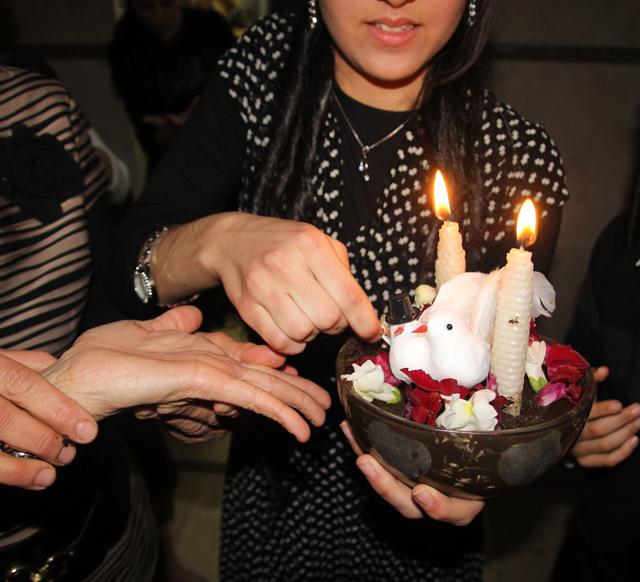 Jewish Henna Party