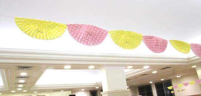 Cupcake Liner Bunting Banner2