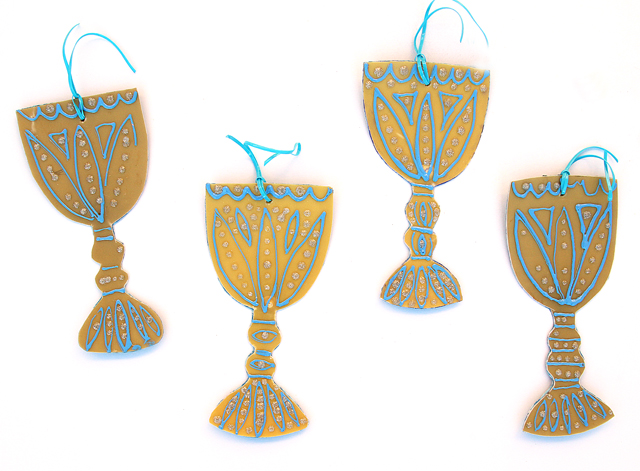 Passover Four Cups Craft