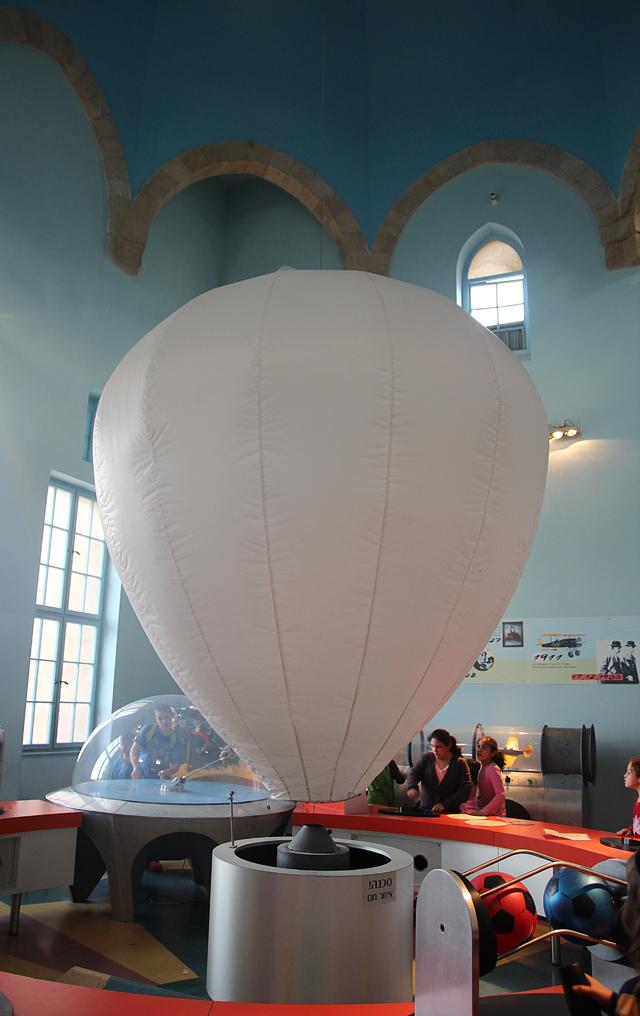 Haifa Museum of science aeronautics