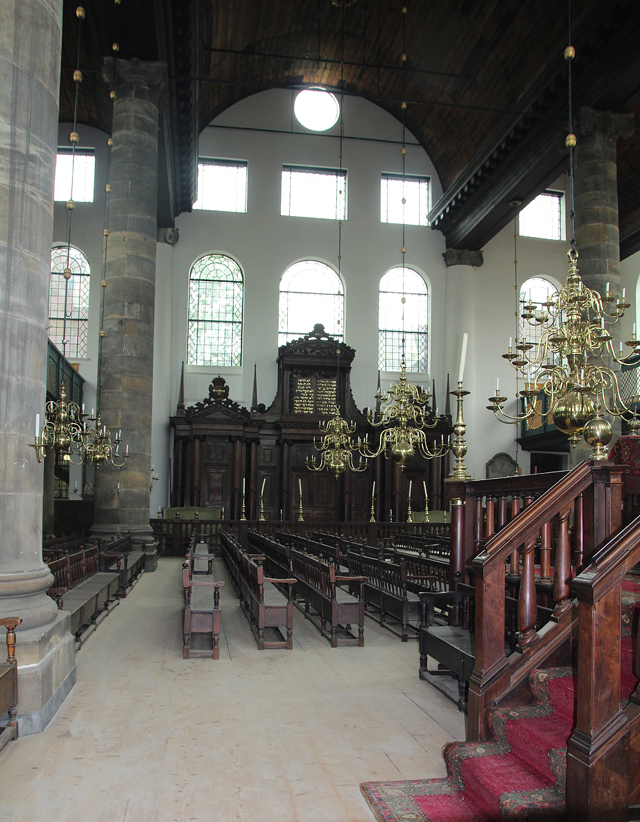 Portuguese Synagogue Amsterdam Ark