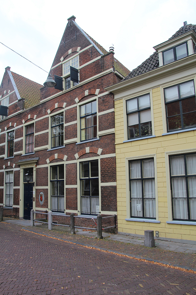 Delft The Netherlands Row houses