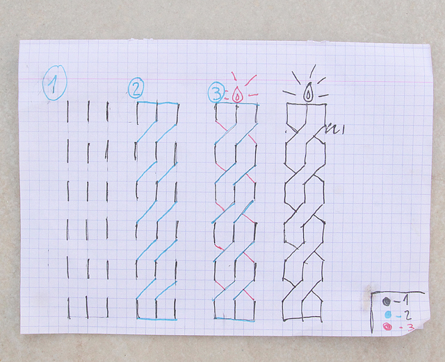 Simple Art Patterns To Draw