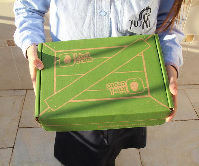Hanukkah craft kits arrives