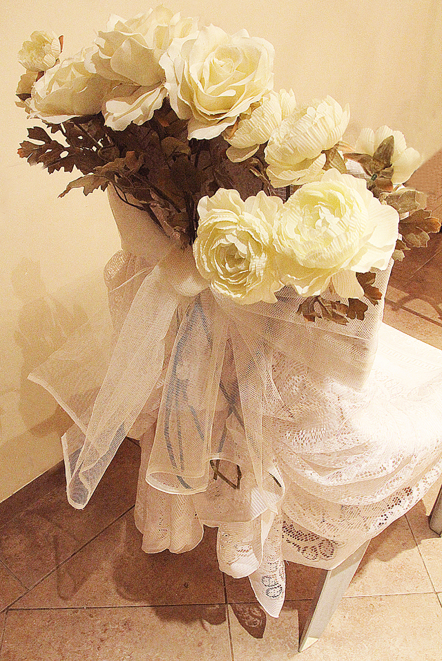 Bridal Chair DIY 10 minutes