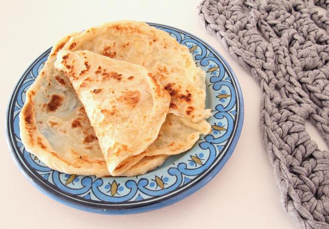 Mofleta Moroccan Bread
