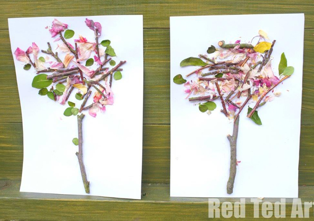 Four-Seasons-Spring-Nature-Art