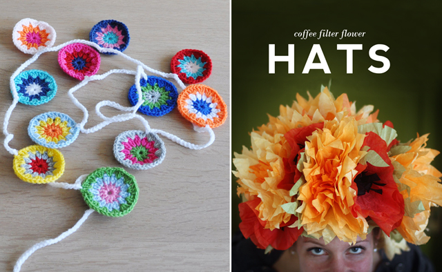 Coffee-filter-flower-hats-640