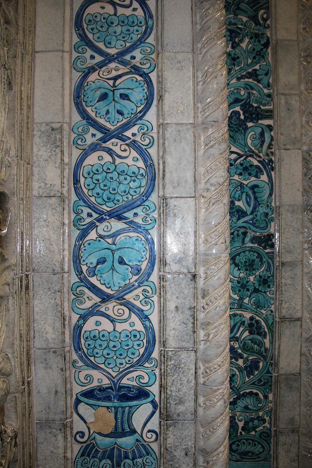 Delft Royal Delft architectural tiles
