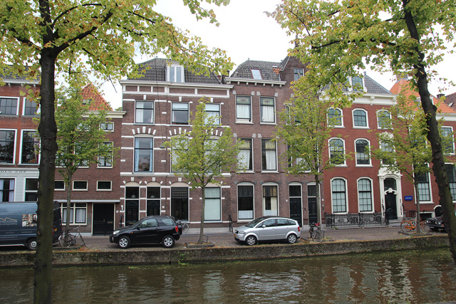 Delft Canal Houses