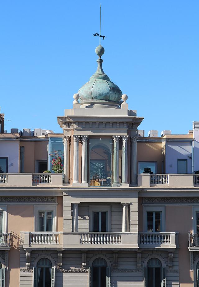 Barcelona Passeig De Gracia penthouse