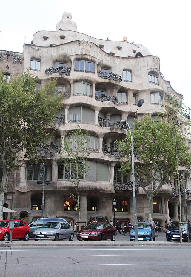 Casa Mila Building