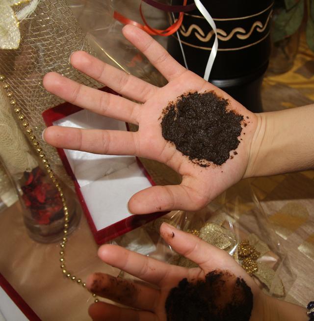 Jewish Henna on hand