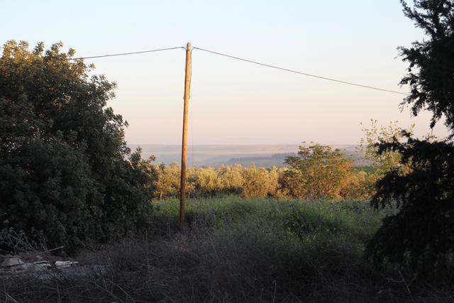 Mount tabor kefar tavor view