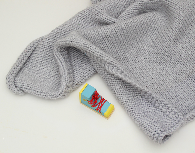 Creative Jewish Mom Crafts Knitting