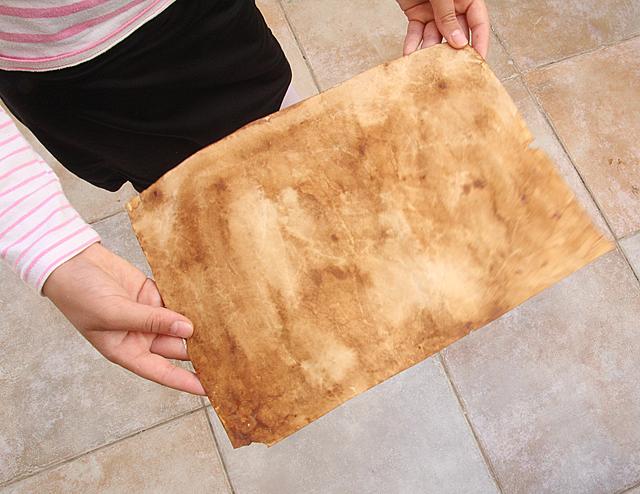 Parchment Step 8
