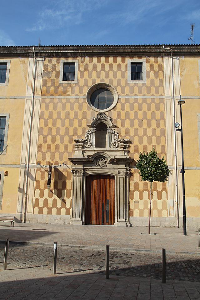 Girona Wave Facade