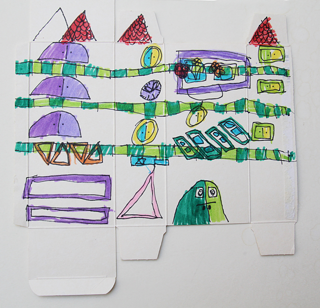 Drawing Building on little boxes 2