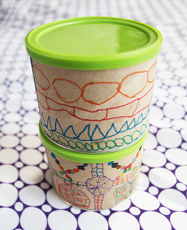 Doodle Cannisters Kid's Craft