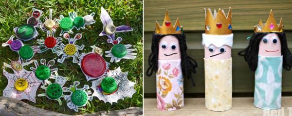 France Inspired Kid Crafts