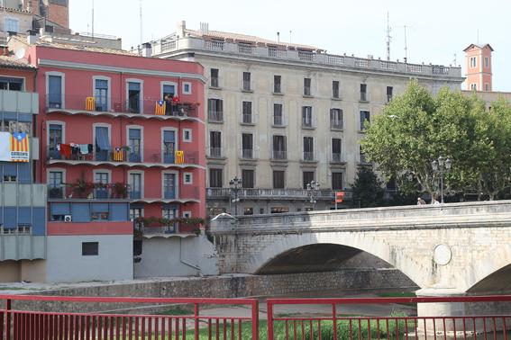 Girona River Bridge
