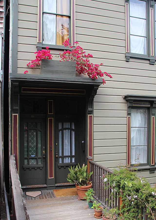Filbert Steps Victorian Home