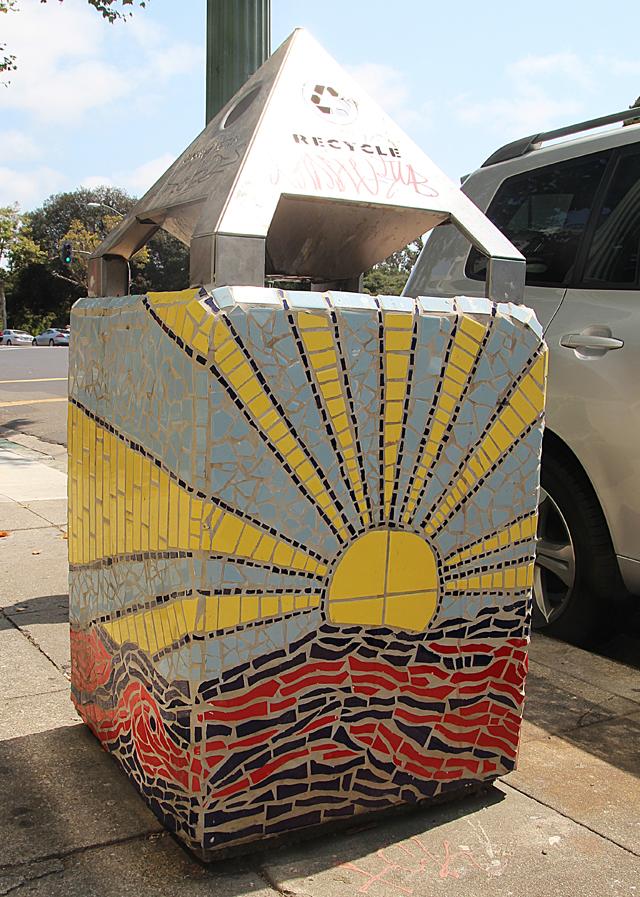 Mosaic Grand Avenue Sunrise