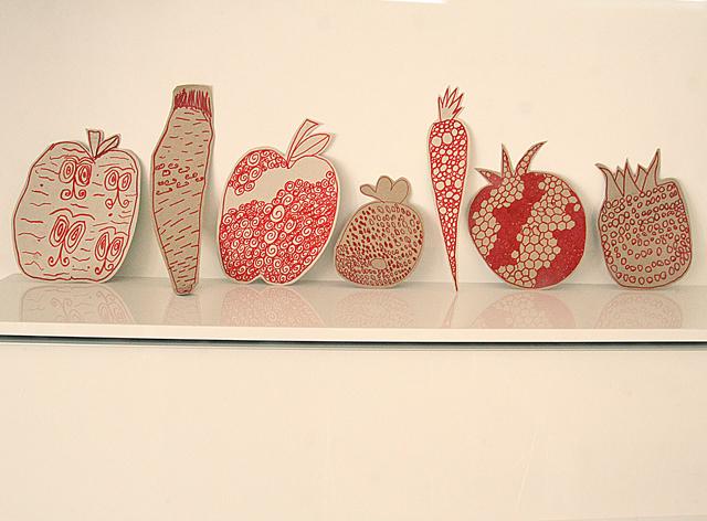 Doodle Rosh HaShana Craft For Kids