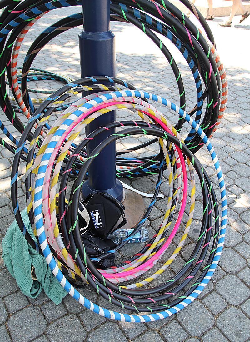 Hula Hoop DIY
