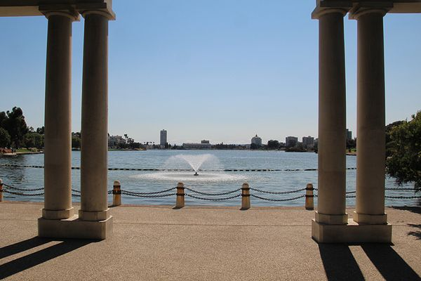 Getting to know lake merrit in oakland california for Outboard motor shop oakland