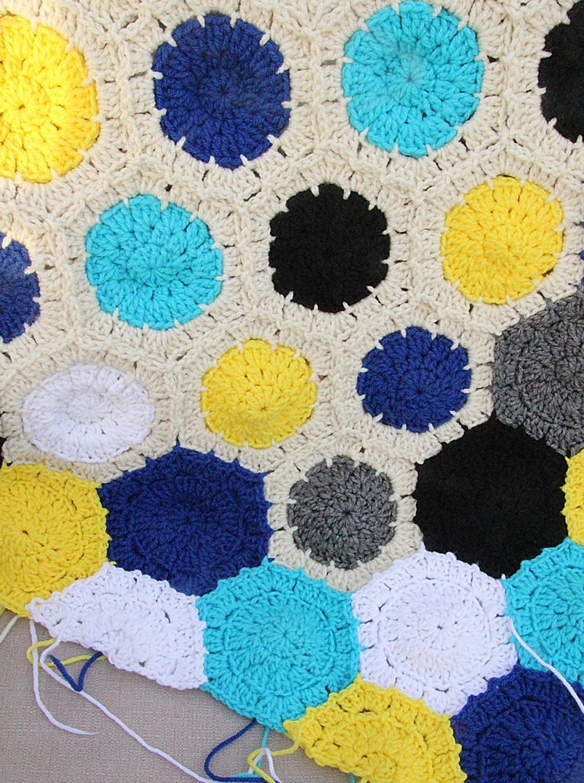 creative jewish mom: Crochet Blankets