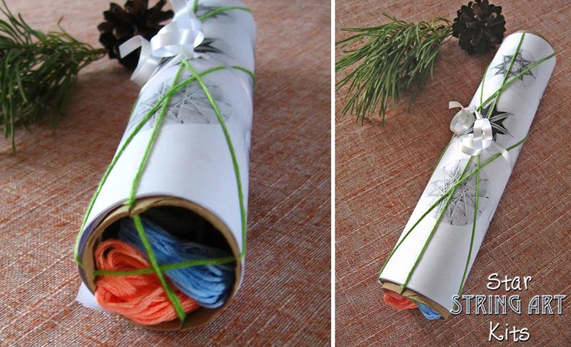 String Art Ornament Kit