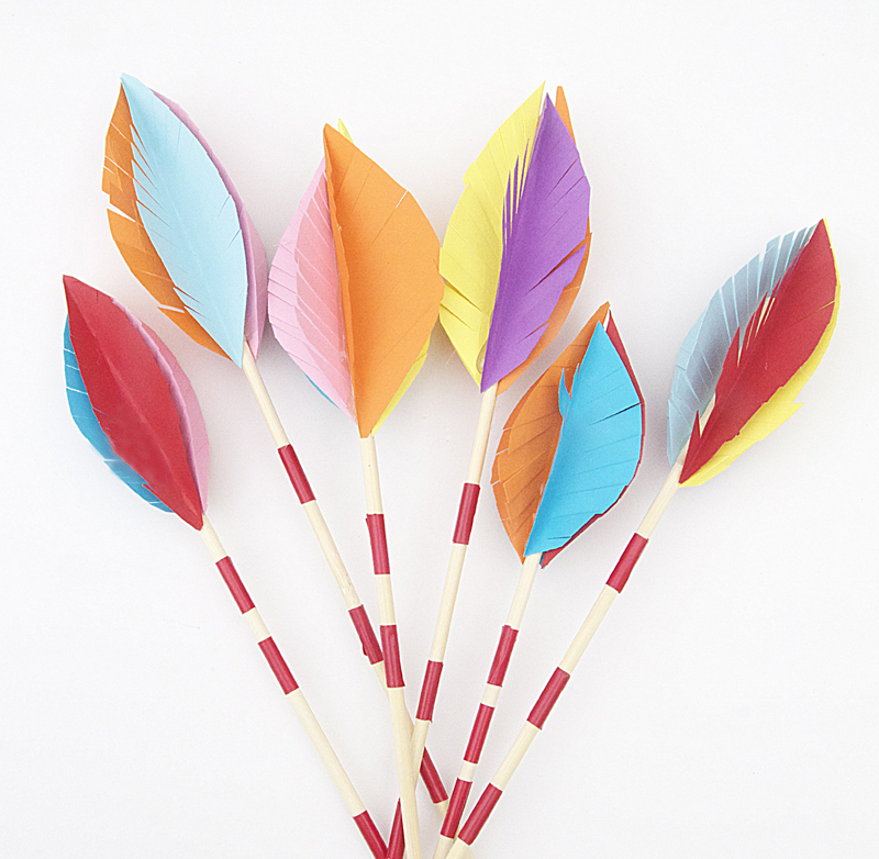Arrow Craft For Lag B'Omer