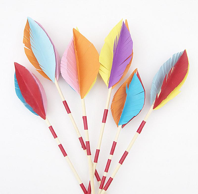 Arrow Craft For Lag B'Omer