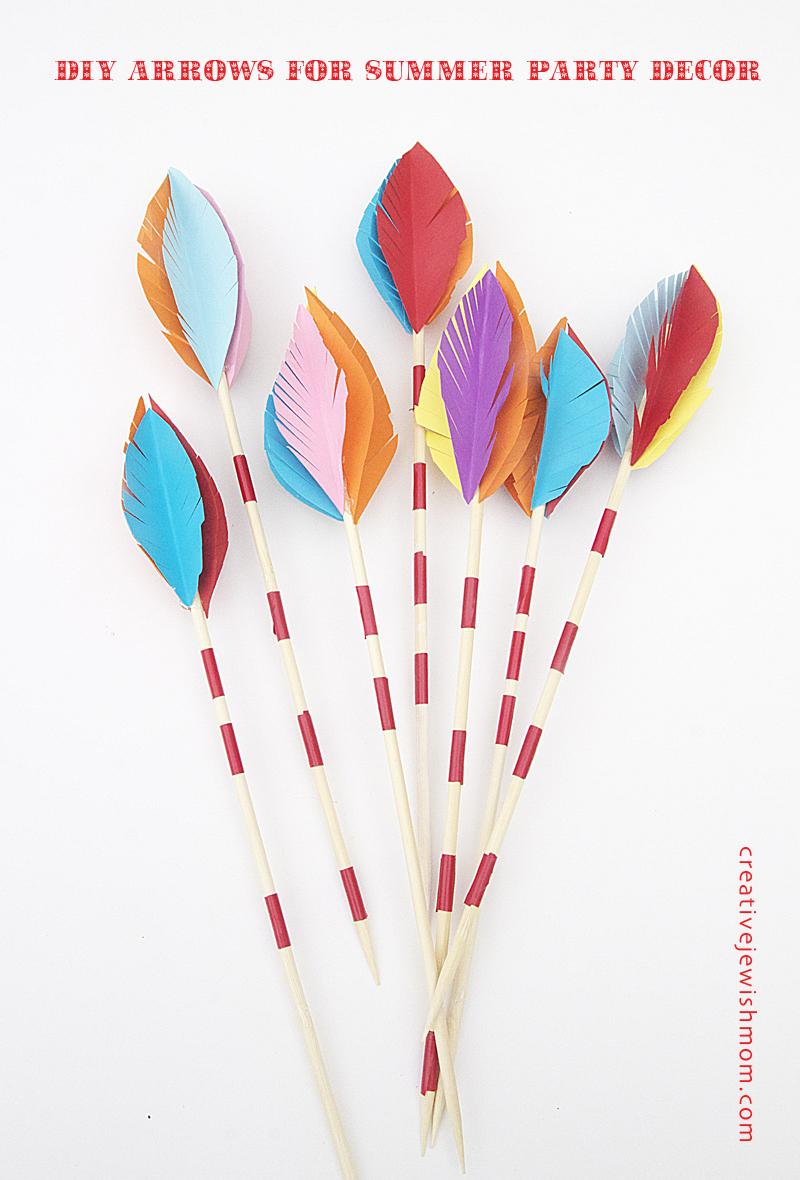 Arrows For L'Ag Bomer