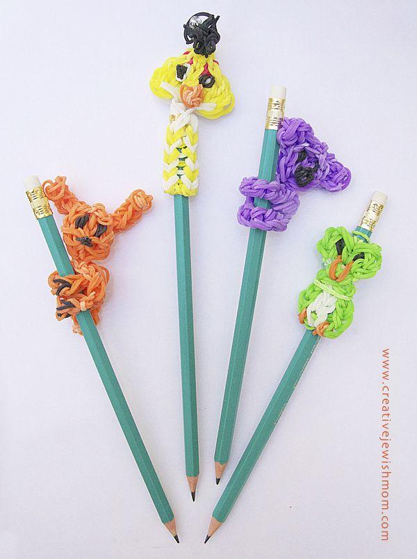 Hand Craft Pen Holder