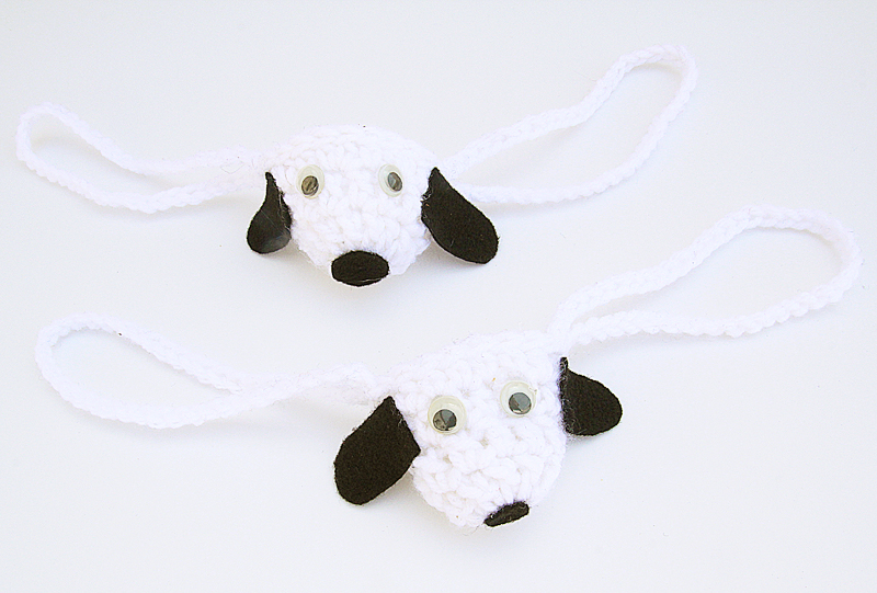 Crocheted Doggy Nosewarmer Is Perfect For Purim Creative Jewish Mom