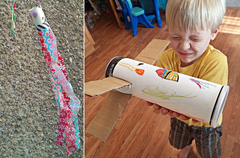 X-rocket, tp tube octopus wind flag
